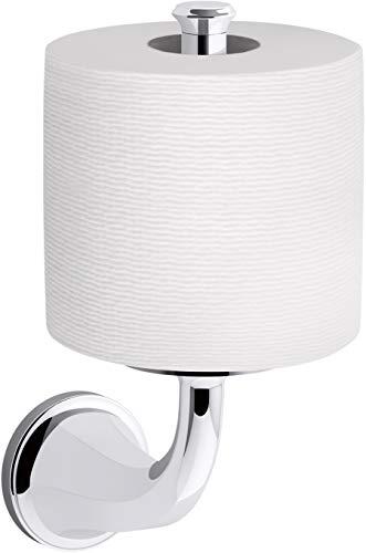Kohler K-31207-CP Refined Toilet Paper Holder, Polished Chrome