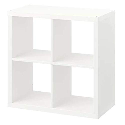 Ikea Kallax Regal In Weiß 77x77cm