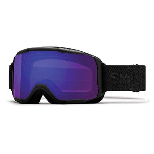 Smith Showcase Skibril voor dames, zwart mozaïek