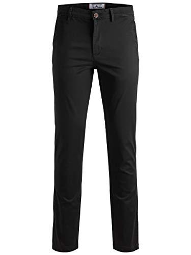Jack & Jones Jjimarco Jjbowie Sa Noos Pantalones, Negro (Black Black), W31/L34 (Talla del Fabricante: 31) para Hombre