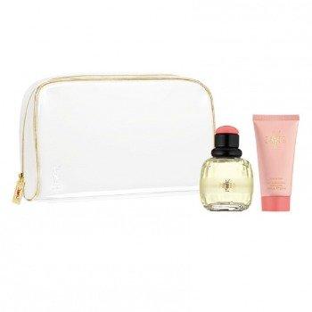 Yves Saint Laurent Paris - Set de perfume (75 ml + loción corporal, 50 ml, bolsa)