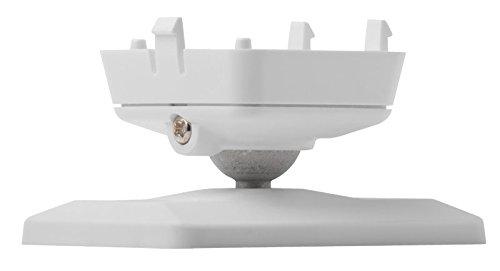 Lupus-Electronics 12182 Wandhalterung für die Bewegungsmelder des Lupus Smarthome Alarmsystems, Weiß