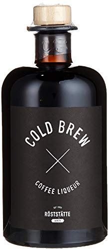 Cold Brew X Kaffeelikör  (1 x 0.5 l)
