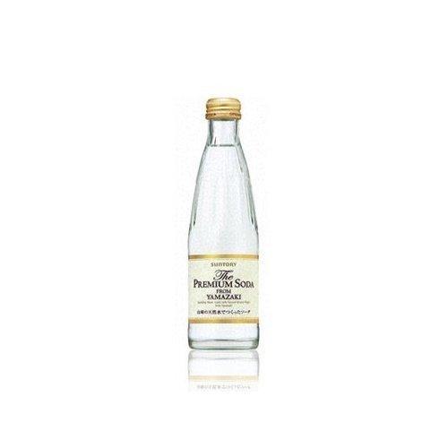 サントリー『ザ・プレミアムソーダ山崎の天然水でつくったソーダ』
