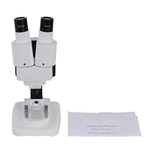 HD Stereo Microscoop Percion Hoge resolutie 20X 40X Vergrotingen Microscopen Soldeer Telefoon Reparatie Gereedschap Set voor Kinderen voor Kinderen en Studenten