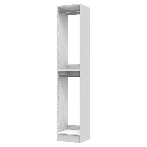 Modifi 15 in. x 84 in. x 15 in. Utility Tower and Closet Kit in Polar White