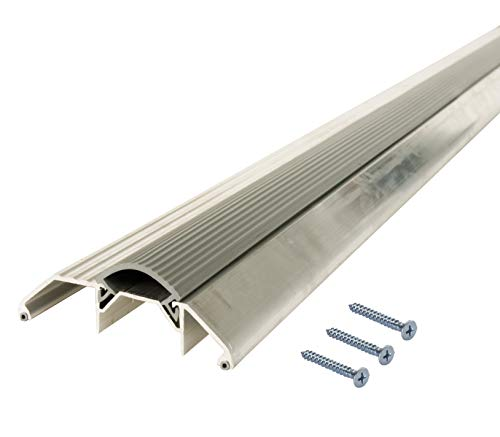 M-D Building Products 8078 72-Inch Deluxe High Threshold with Vinyl Seal