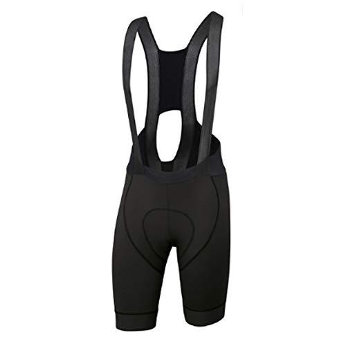 SPORTFUL Salopette Bodyfit PRO Ltd Uomo, Nero, XL