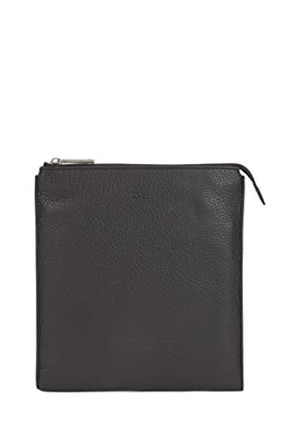 BOSS - Crosstown_s Z Env N, Shoppers y bolsos de hombro Hombre, Negro (Black), 0.1x26x24 cm (B x H T)