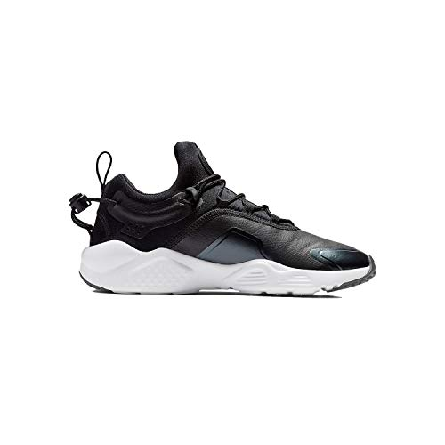 Nike Air Huarache City Move Premium Womens - Black White - 38.5 EU
