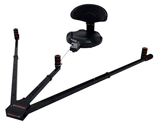 3 Rod Leg Leg Barella Separatore Expander in Acciaio Inox Gamba di Sostegno di Yoga per Adulti Formazione Macchina Resistenza Palestra Flessibile