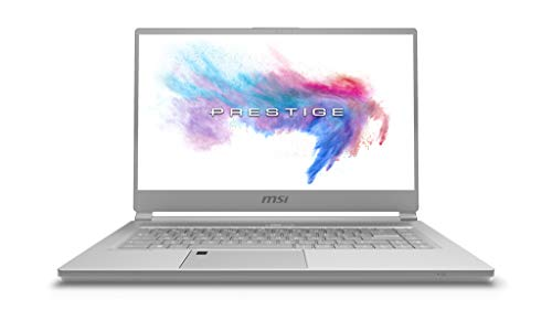 MSI P65 15.6-Inch Laptop - (Silver) (Intel Core i7 i7-8750H Processor, 16 GB RAM, 256 GB SSD, GeForce GTX 1060 Graphics, Windows 10 Home)