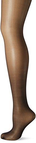 Hudson Soft Matt 20 Strumpfhose, Nylonstrumpfhose Damen 20 den Optik, transparente Feinstrumpfhose matt (schwarz), Menge: 1 Stück, 40 (Herstellergröße: 40/42)