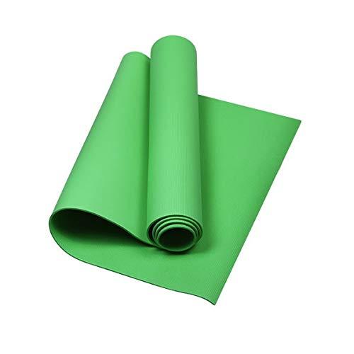 Alfombra de yoga 1730 * 600 * 4 mm alfombra antideslizante para principiantes Protección ambiental Ejercicio Fitness Mat Gym Mat Mat Al aire libre Camping Mataje Masaje Acupresión colchoneta de ejerci