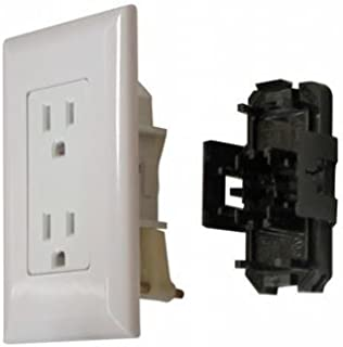 mobile home snap on outlet covers
