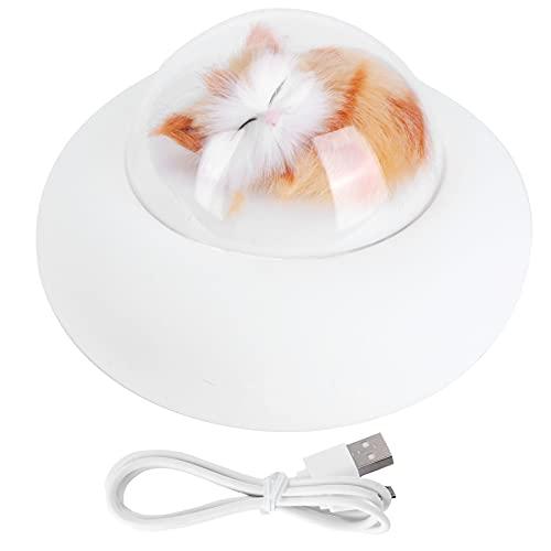 COHU Lámpara de Noche, con función de Control de Toque Blanco cálido + Luz de Escritorio en Modo de luz de 7 Colores para el hogar para Fiestas