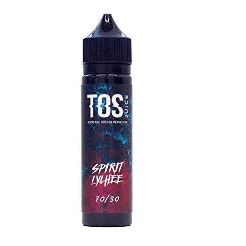電子タバコ リキッド VAPE TOS JUICE トスジュース LYCHEE ライチ VAPE LIQUID 60ml