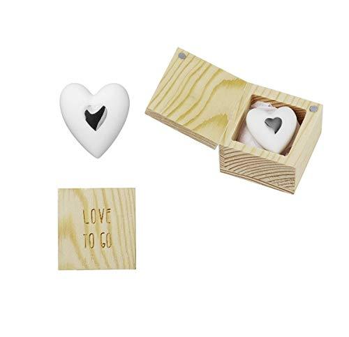 Räder Herzstücke Love to go im Holzkästchen