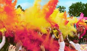 7 Colors x 50 grams Holi Color Powder by CraZeeColors(TM)