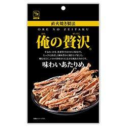 カモ井食品工業『俺の贅沢 味わいあたりめ』