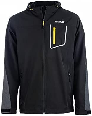 Our shop OFFers Cheap mail order sales the best service Caterpillar Men's Capstone Hooded Jacket Softshell