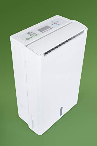 Meaco DD8L-ZAMBEZI Zambezi 8-Liter Desiccant Dehumidifier, Plastic, 8 liters, White - EU