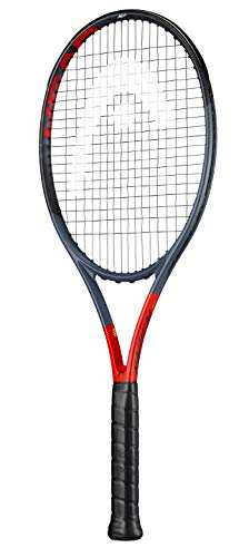 HEAD Tennisschläger Graphene 360 Radical MP - unbesaitet - 16x19 anthrazit (201) L3