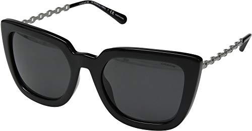 Lentes Gafas Coach HC8258U 500287 Negros Mujer moda