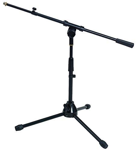 BSX 900611.0 - Pie de micrófono, color negro
