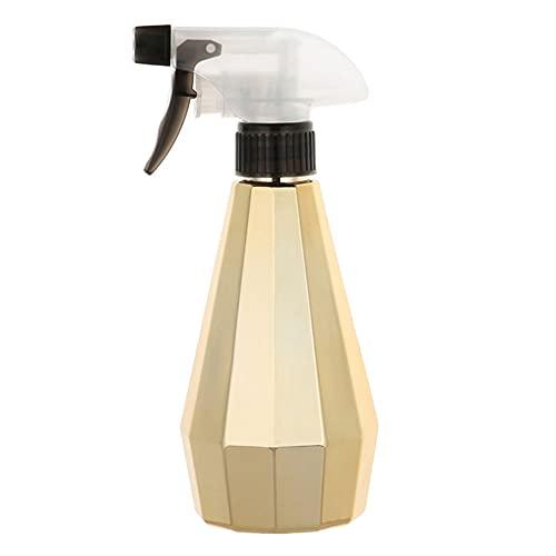 Bouteille de pulvérisation de vaporisateur de pulvérisation de pulvérisation 1PC, bouteille de pulvérisation pour cheveux, brume Pulvérisateur de gâchette en plastique pour salon de coiffure