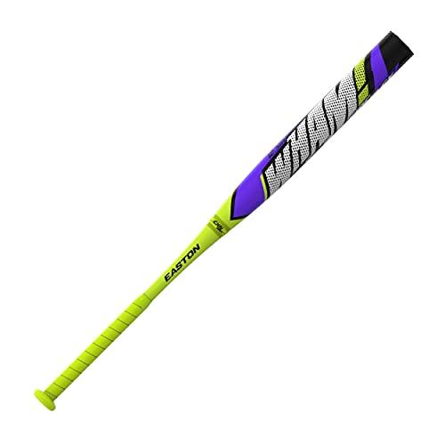 Easton Wham Slowpitch Softball Bat, Motherloaded, 12.5 in Barrel, USSSA, ISA & NSA, 34in x 26oz