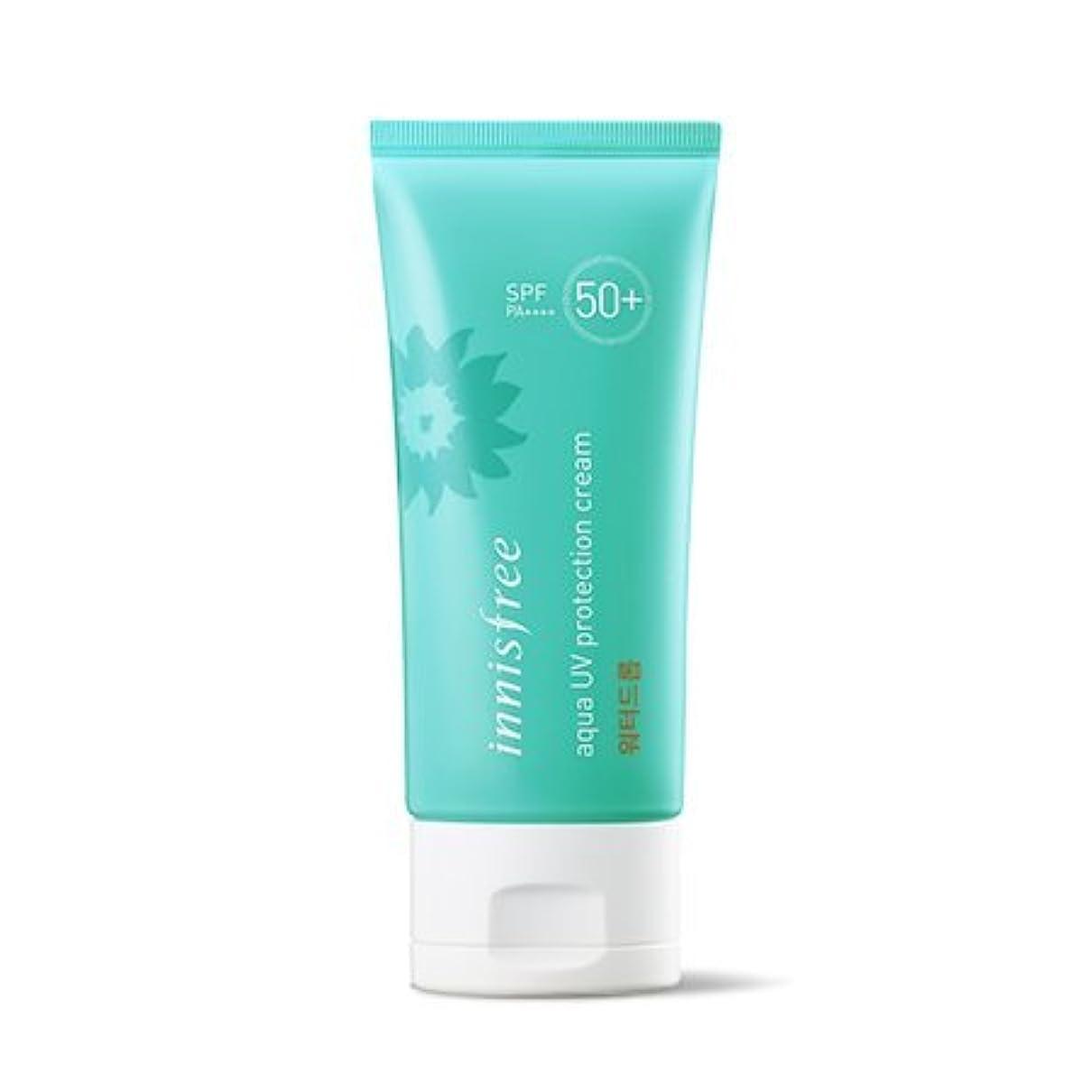 ランタンメダリスト読書をするイニスフリー アクアUVプロテクションクリームウォータードロップ SPF 50+ PA ++++/Innisfree Aqua UV Protection Cream Water Drop 50ml [並行輸入品]