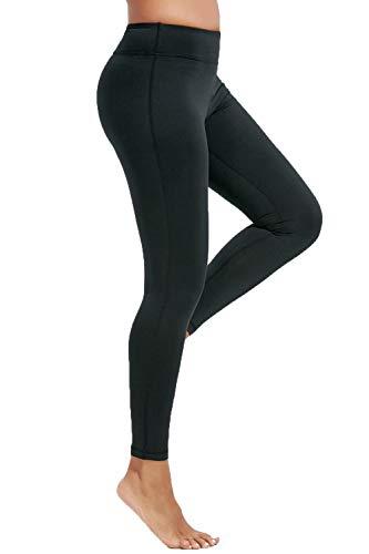 Adelina dames sportlegging band breed met band tas nauwsluitende pasvorm Fashion Completi geweldig figuur panty fitnessbroek yoga trainingsbroek