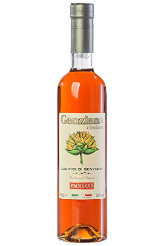 Paolucci Liquore di Genziana, 50cl