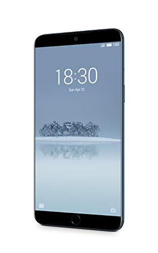Meizu - Teléfono móvil (64 GB, Android 7.1.2, Dual SIM), Color Negro