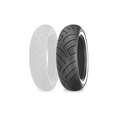 Shinko SR777 Rear 4 Ply 170/70-16 Wide White Wall Motorcycle Tire