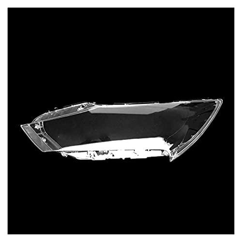 Cubierta de la lente del faro Lente Del Faro Faros Delanteros Pantallas De Cristal Cristal Transparente Faros Delanteros Del Coche Cubierta De Lente Transparente Fit For Benz E240E200E350E280/300 2005