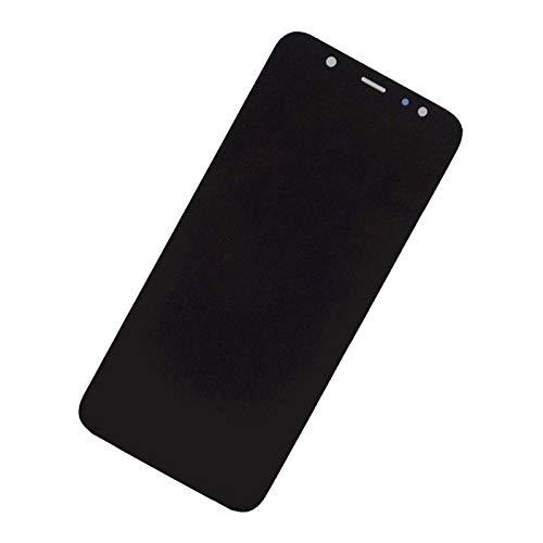 H HILABEE Reemplazo De Pantalla Compatible con Samsung Galaxy A6 Plus 2018 A605, Ensamblaje De Digitalizador De Pantalla LCD