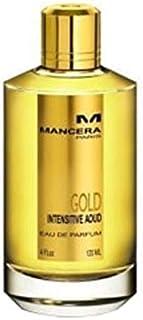 Mancera Gold Intense For Unisex 120ml - Eau de Parfum
