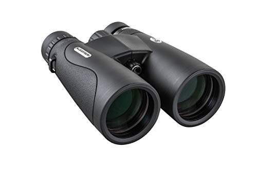 Celestron 72332 – Nature DX ED 8x42 Premium Binoculars – Extra-Low Dispersion (ED) Objective Lenses – Multi-Coated Optics –Phase-Coated BaK-4 Prisms – Binoculars for Bird Watching, Black
