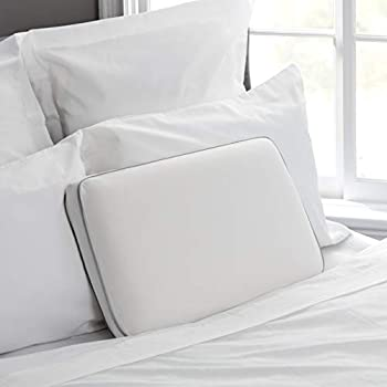 Sealy Essentials Cool & Comfort Reversible Cooling Pillow Memory Foam Standard/Queen White