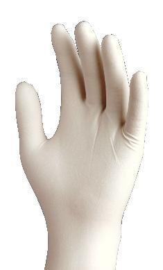 Cardinal Health 2Y1865T CR100 Nitrile Sterile Critical Environment Cleanroom Gloves, Size 8 (Case of 100)