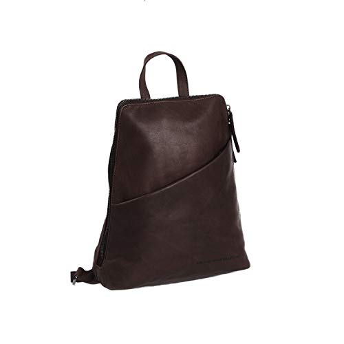 The Chesterfield Brand Wax Pull-Up Claire City Rucksack Leder 29 cm