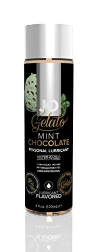 System JO - Gelato Mint Chocolate Lubricant Water-Based 120 ml System GU - Gelato al cioccolato menta lubrificante a base d'acqua 120 ml