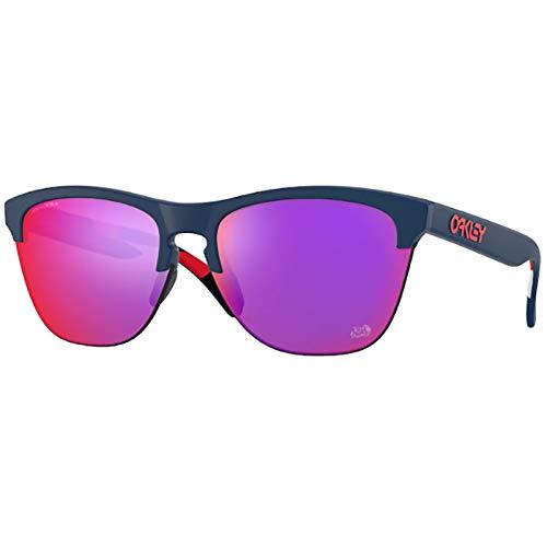 Oakley Gafas de Sol FROGSKINS LITE OO 9374 TOUR DE FRANCE 2021 Matte Poseidon/Prizm Road 63/10/138 hombre