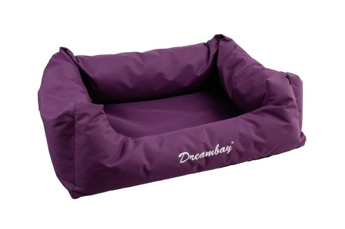 Karlie Hundebett Dreambay Purple L: 100 cm B: 80 cm H: 25 cm