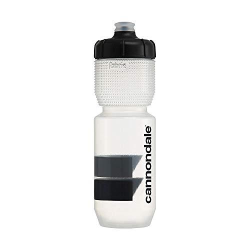 Cannondale Block Gripper Fahrrad Trinkflasche 0.75L klar