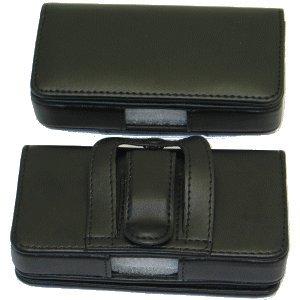 foto-kontor Tasche für Acer beTouch E400 neoTouch P400 Quertasche Handytasche Schutz Hülle schwarz
