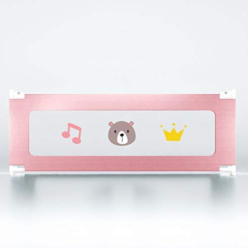 Huoo Barrière de Lit Portable Safety 1st, Glissières de Sécurité for Lit d'enfants (Size : 200cm)