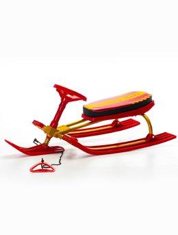 Beverly Kids Skibob Fire Racer- Top Alternative zu Schlitten